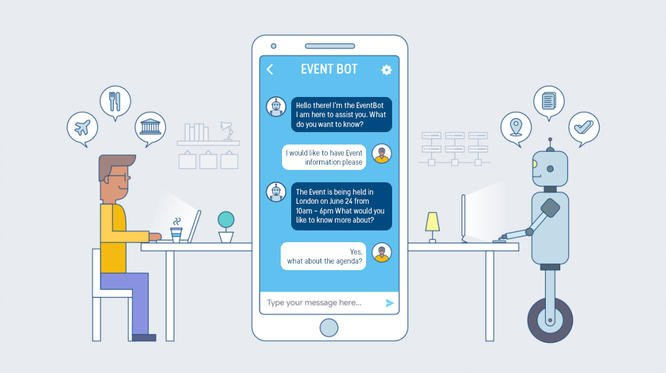Why an Event Chatbot May Be Your Best Employee