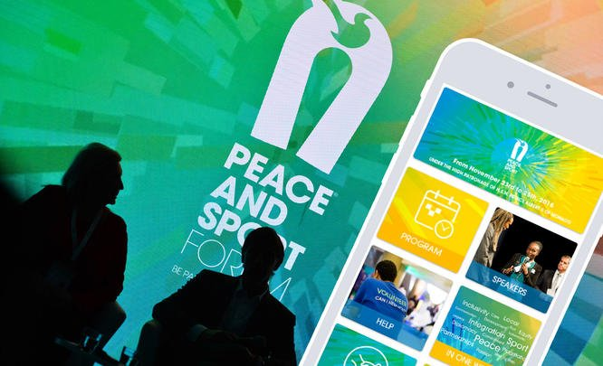 Monaco, 9th International Forum Peace and Sport, 3 days… and PowerVote