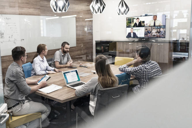 How Video Conferencing Tools Can Accelerate Productivity