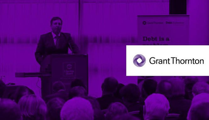 """Good service, great product!"" An interview with Grant Thornton, discussing Angage's event solutions."