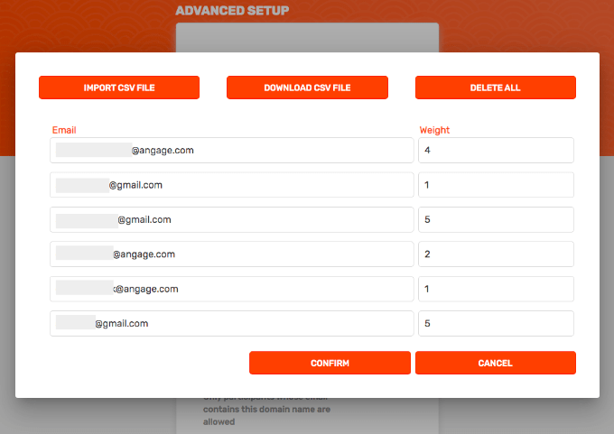 NEW on Angage.live : run your online votes for your general assemblies including weight and anonymization