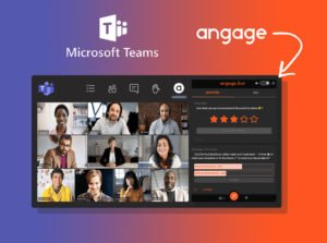 Angage.live for Microsoft Teams