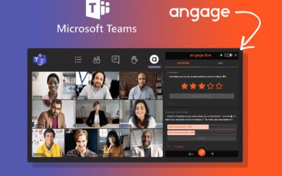 Angage.live is now available in Microsoft Teams!