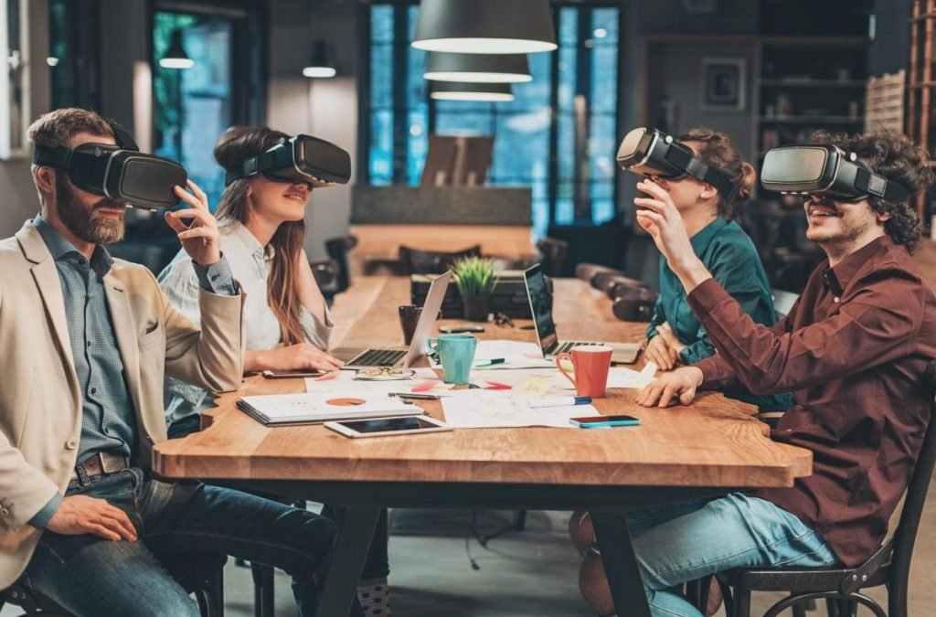 How Events are Moving from Physical to Virtual Spaces